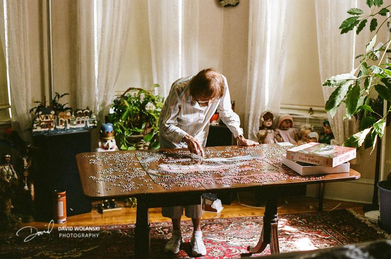 Aunts On Filmdavid Wolanski Photography David Wolanski