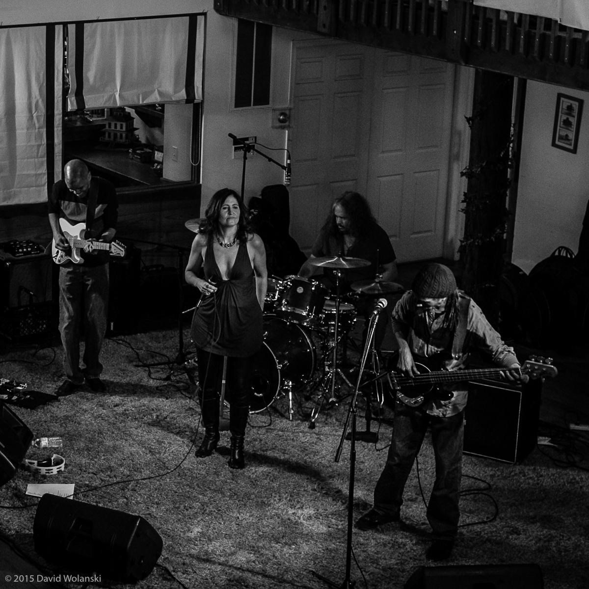 Deb Callahan and her Band