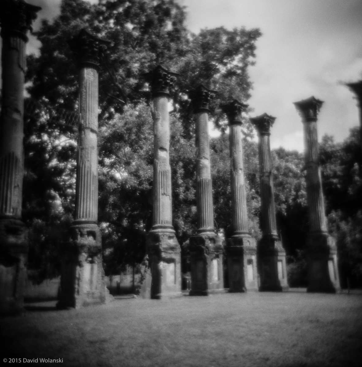 The Windsor Columns
