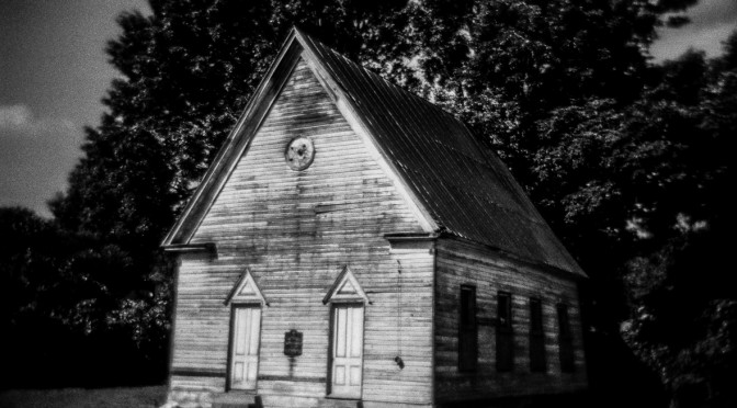 The Mississippi Delta in Black and White: The Holga Files #3