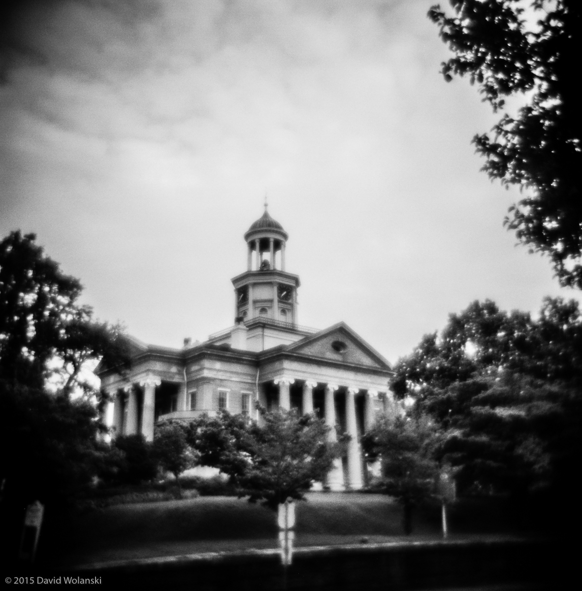 County Courthouse Vicksburg, MS