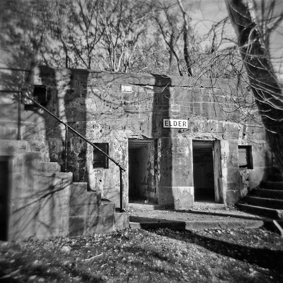 Elder Battery, Fort DuPont
