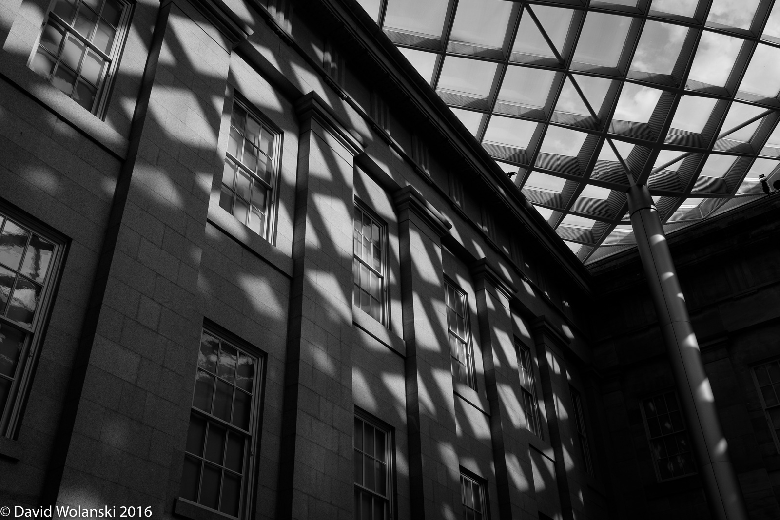 Light and Shadow at the National Portrait Gallery